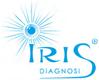 Irisdiagnostika a diagnostika z kapky krve Logo
